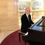 SonBoleros al piano Cristian Leggiero