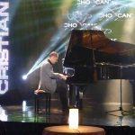 cristian leggiero pianista para eventos en Galicia