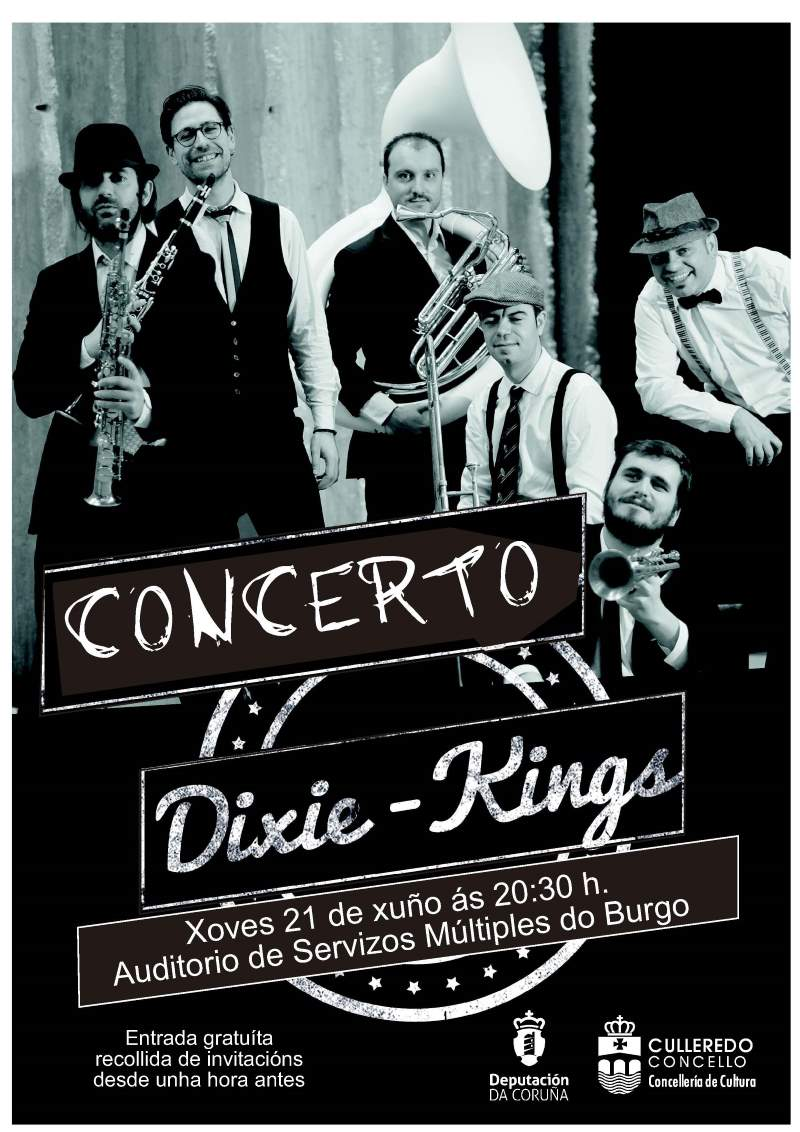 concerto dixie kings culleredo