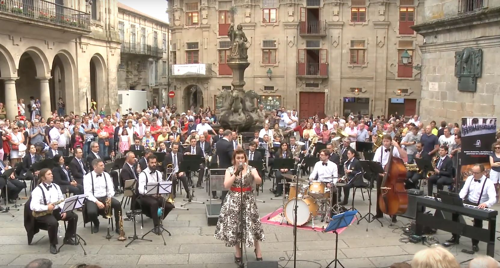 fusion gallaecia big band y banda municipal