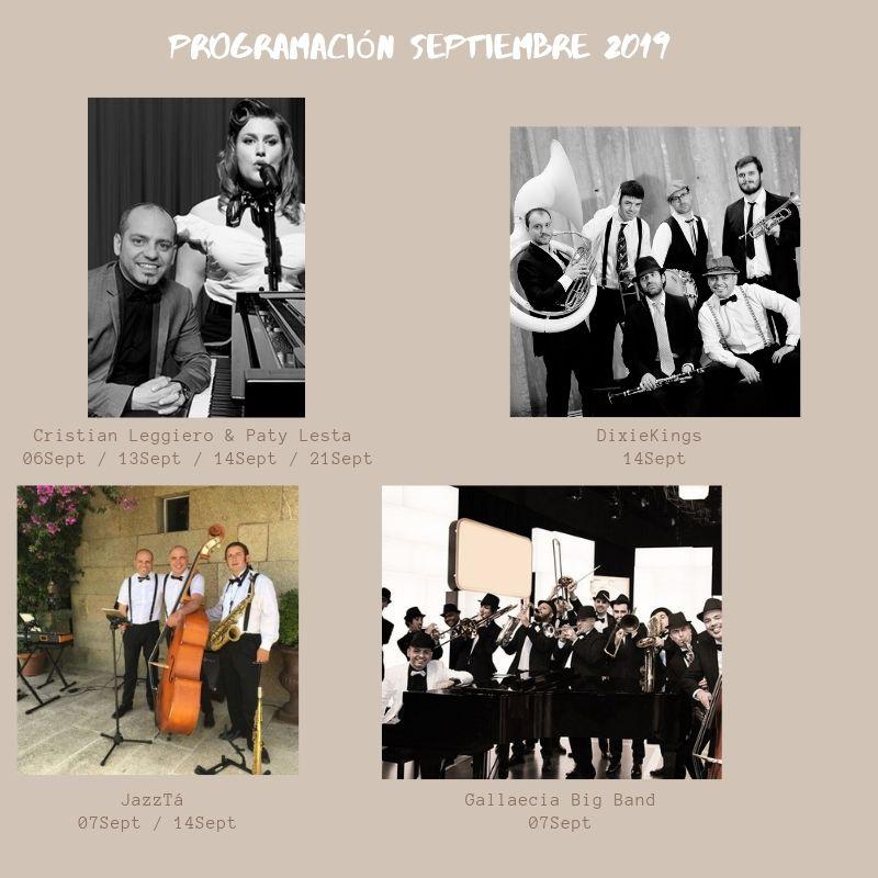 eventos septiembre 2019