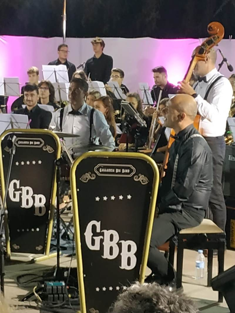 Gallaecia big band con tu banda