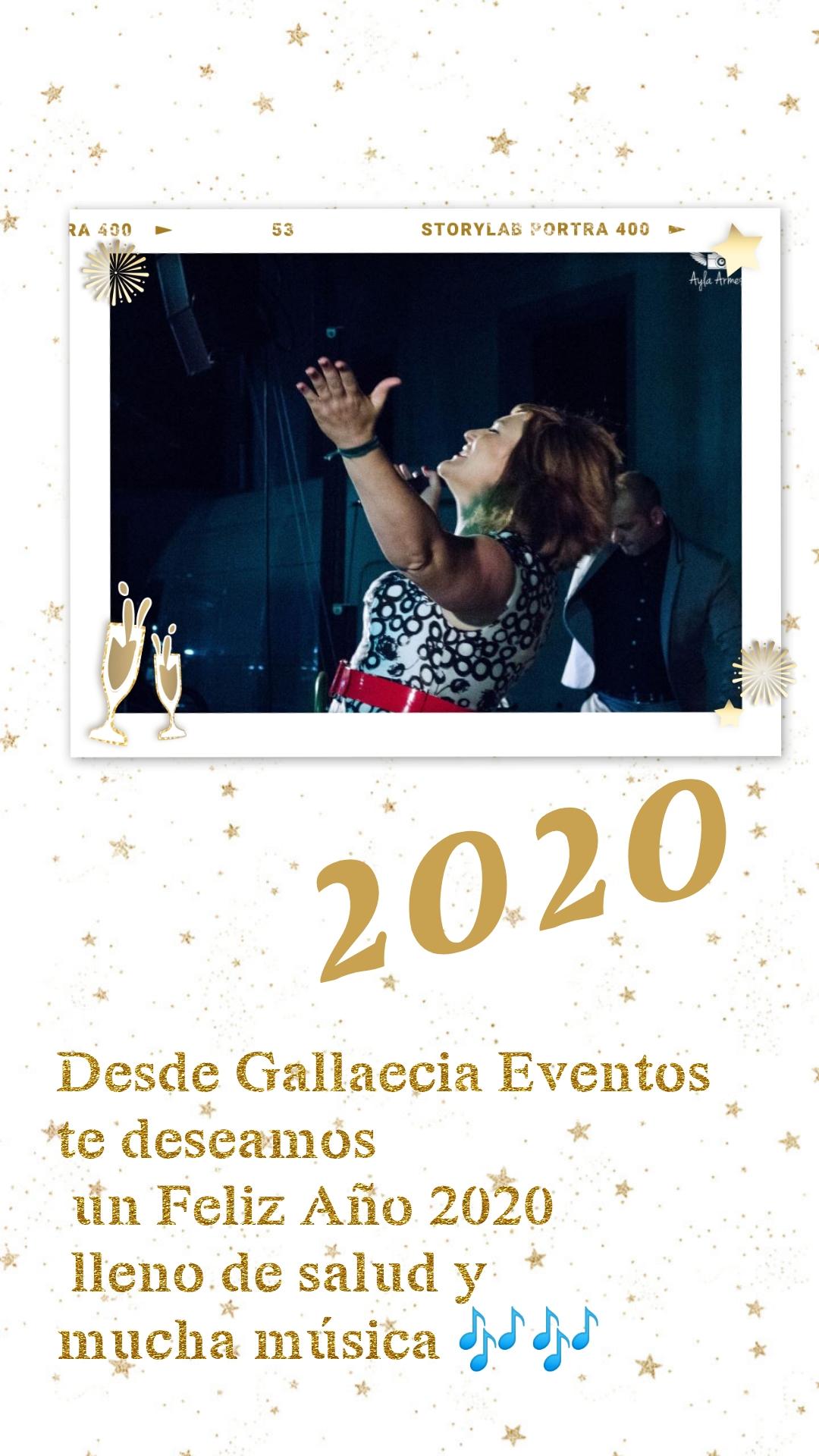 Gallaecia Eventos Feliz 2020
