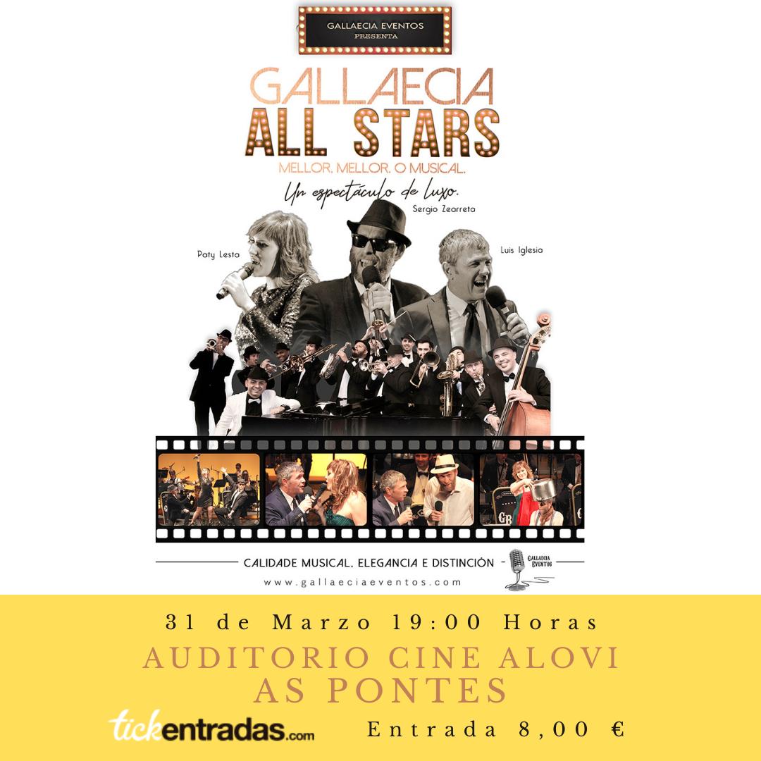 Gallaecia Alls stars en as pontes