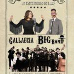 cartel Gallaecia Big Band